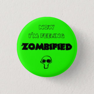 Badges Sensation zombified