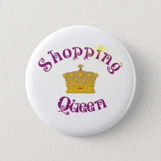 Badges shopping Queen