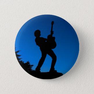 Badges Silhouette de guitare