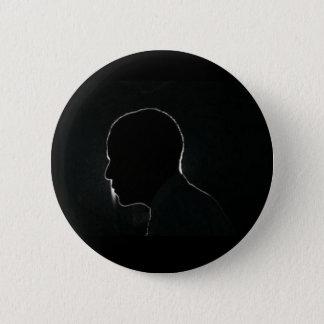 Badges silhouette d'obama