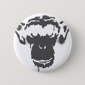 Badges Singe de graffiti