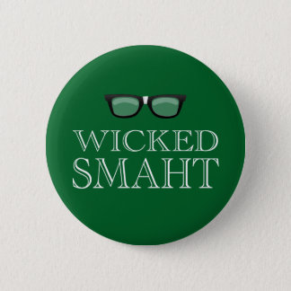 Badges Smaht mauvais (Smart) Boston parlent l'humour