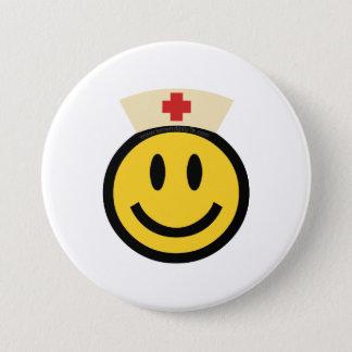 Badges Smiley d'infirmière