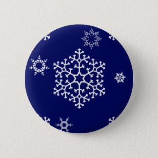 Badges snowflakes_on_dark_blue