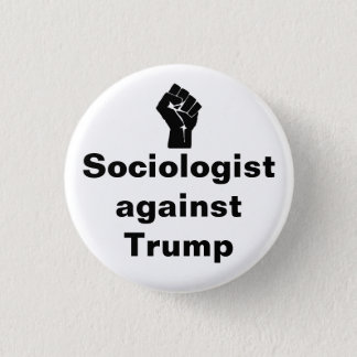 Badges Sociologue contre l'atout