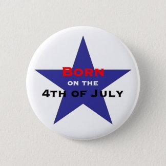 Badges Soutenu sur 4 juillet