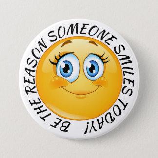 Badges Soyez la raison bouton de quelques sourires