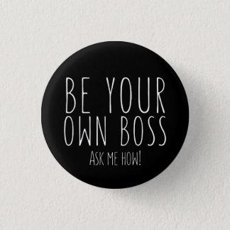 Badges Soyez votre propre patron - ventes directes
