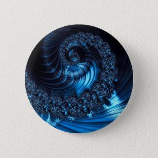 Badges Spirale de fractale - image générée par ordinateur