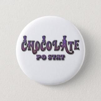Badges Stat du chocolat PO