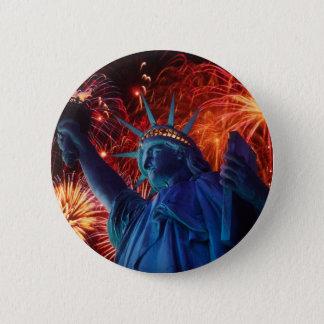 Badges Statue de la liberté