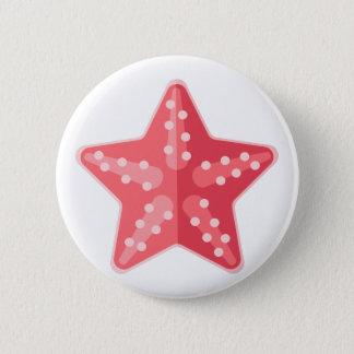 Badges Style rose de primitif d'étoiles de mer