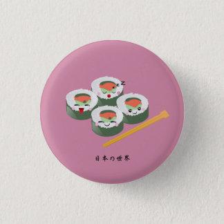 Badges Sushi de Kawaii