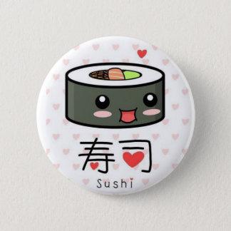 Badges Sushi mignons