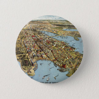 Badges Sydney 1888