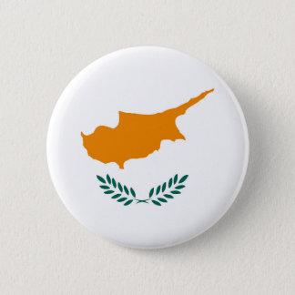 Badges Symbole de drapeau de pays de la Chypre longtemps