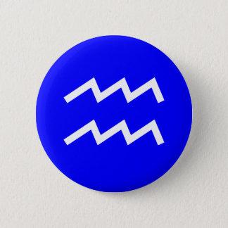 Badges Symbole de Verseau - customisé