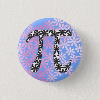 Badges Symbole floral de pi