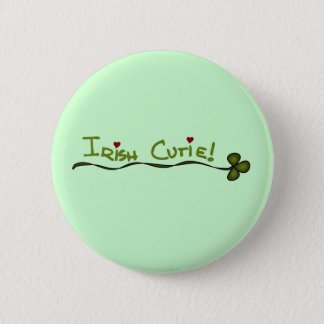 Badges T-shirts et cadeaux de Cutie d'Irlandais