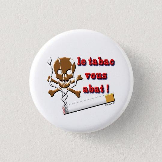 Badges tabagie tabac