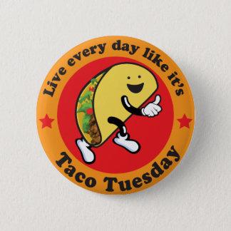 Badges Taco mardi chaque jour