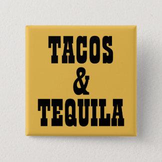 Badges Tacos et tequila