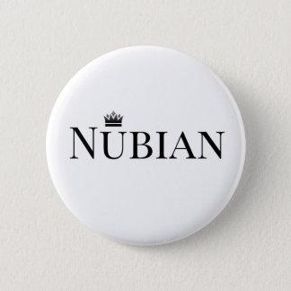 Badges Taille standard noire et blanche de bouton de