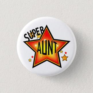 Badges Tante fraîche superbe Funny Button d'étoile
