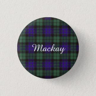 Badges Tartan d'écossais de plaid de clan de Mackay