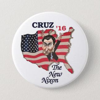 Badges Ted Cuz : Le nouveau Nixon