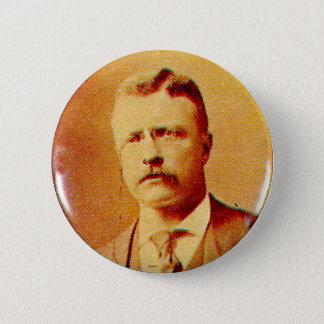 Badges Teddy Roosevelt - bouton