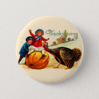 Badges Thanksgiving vintage