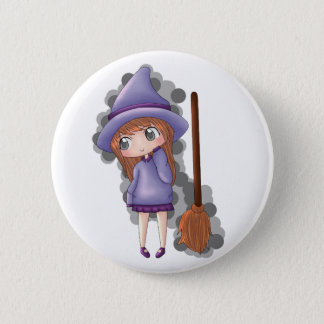 Badges the witch girl.