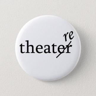 Badges Théâtre contre le théâtre