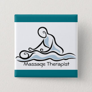 Badges thérapeute de massage