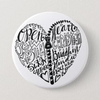 Badges Tolérance de toutes les personnes