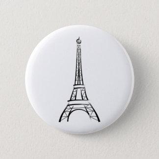 Badges Tour Eiffel de traçage