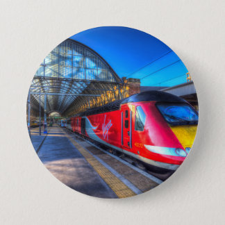 Badges Train de Vierge aux Rois Cross Station