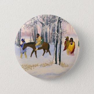 Badges Traînée des boutons de coutume de beaux-arts de
