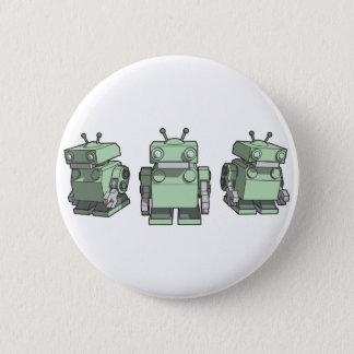 Badges Trio de robot