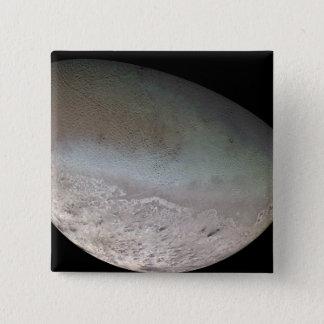 Badges Triton, la plus grande lune de la planète Neptune