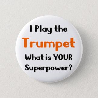 Badges Trompettiste