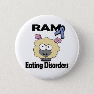Badges Troubles de la nutrition de RAM