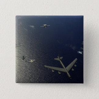 Badges Un avion 2 de l'Armée de l'Air d'USA B-52
