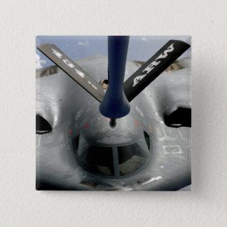 Badges Un avion de l'esprit B-2 obtenant en position