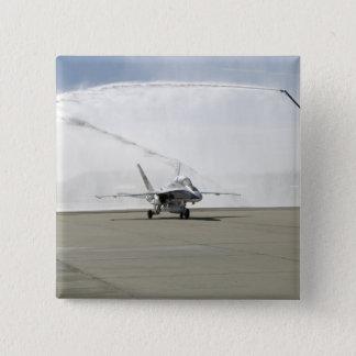 Badges Un avion F-18