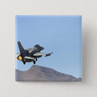 Badges Un F-16E des Emirats Arabes Unis