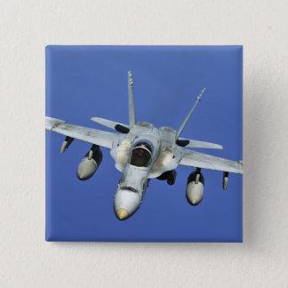 Badges Un frelon F/A-18 participe à une mission