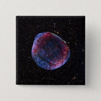 Badges Une image composée du remn 1006 de supernova de SN