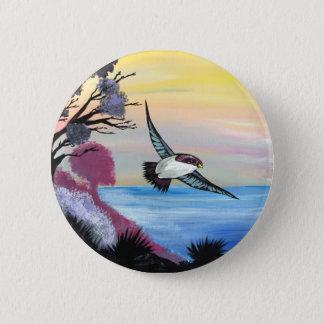 Badges Une vue d'oiseaux